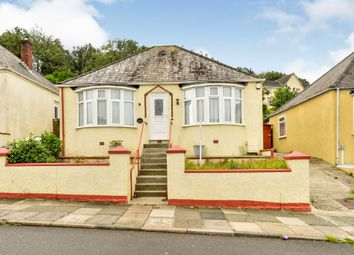 Thumbnail 2 bedroom detached bungalow for sale in Poole Park Road, Plymouth