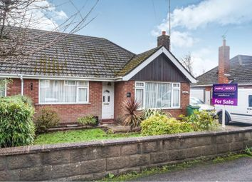 Thumbnail 2 bed semi-detached bungalow for sale in Mond Street, Northwich