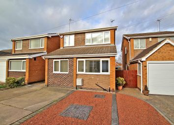 Thumbnail 3 bed detached house to rent in Spindle View, Calverton, Nottingham