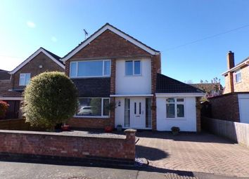 Thumbnail 3 bed detached house for sale in Nene Crescent, Oakham, Rutland