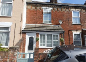 Thumbnail 2 bed terraced house to rent in North Road, Gorleston, Great Yarmouth