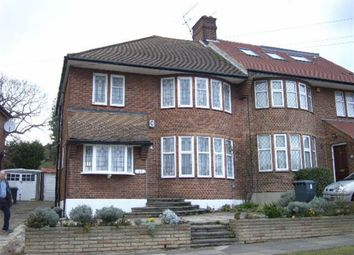 Thumbnail 4 bedroom semi-detached house to rent in Michleham Down, Woodside Park, London