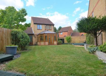 Thumbnail 3 bed link-detached house to rent in Parsley Close, Walnut Tree, Milton Keynes