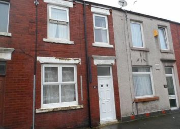 Thumbnail 3 bedroom terraced house for sale in Crossland Road, Blackpool