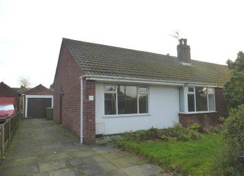 Thumbnail 2 bed semi-detached bungalow to rent in Cedar Avenue, Sutton Weaver, Runcorn