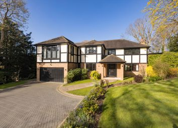 The Chase, Oxshott, Leatherhead, Surrey KT22. 5 bed detached house for sale
