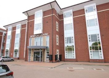 Thumbnail 2 bed flat to rent in Newport House, Thornaby Place, Thornaby