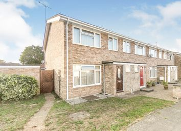 Brisbane Way, Colchester CO2. 3 bed end terrace house