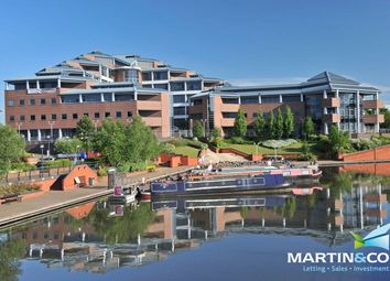 Thumbnail 1 bed flat for sale in Landmark, Waterfront West, Brierley Hill