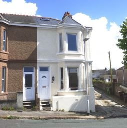 Thumbnail 2 bedroom end terrace house for sale in Hibernia Terrace, Plymouth