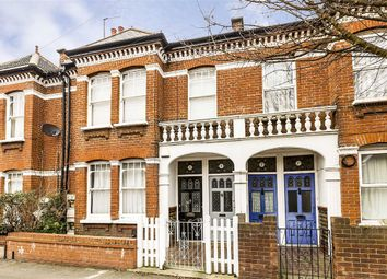 Thumbnail 3 bed flat for sale in Shandon Road, London