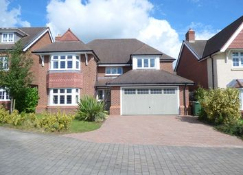 Thumbnail 4 bed detached house for sale in Poole Avenue, Buckshaw Village, Chorley