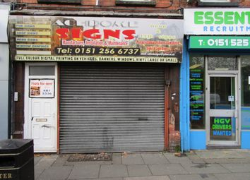 Thumbnail 2 bed flat to rent in County Road, Liverpool