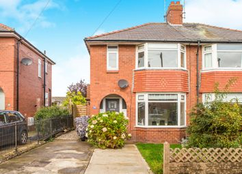 Thumbnail 3 bed semi-detached house for sale in Hill Top Avenue, Harrogate