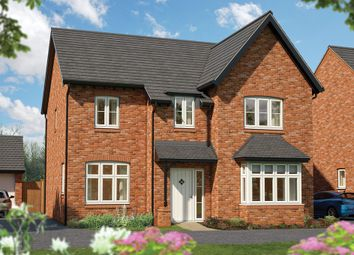 "Thumbnail 5 bed detached house for sale in ""The Birch"" at Southam Road, Radford Semele, Leamington Spa"
