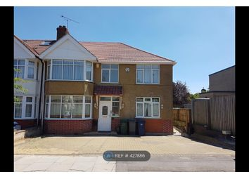 Thumbnail 4 bed semi-detached house to rent in Clovelly Avenue, London