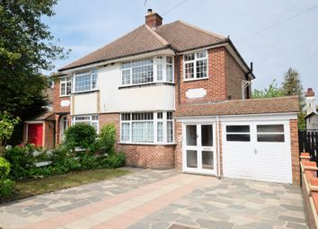 Thumbnail 3 bedroom semi-detached house for sale in Ridgeway Crescent, Orpington