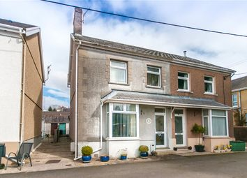 Thumbnail 2 bed semi-detached house for sale in Hawthorn Villas, Ystradgynlais, Swansea