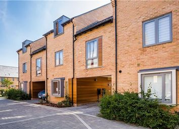 Thumbnail 4 bed town house for sale in Huntsman Road, Trumpington, Cambridge