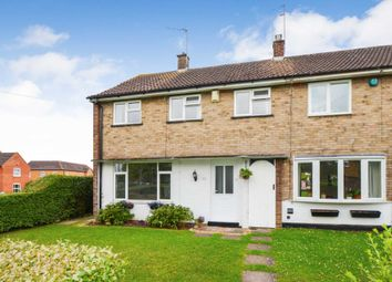 Thumbnail 3 bed end terrace house for sale in Harlech Place, Bletchley, Milton Keynes