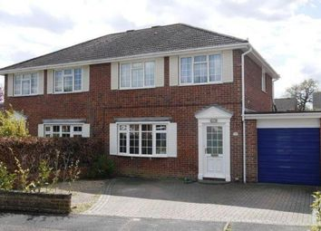 Thumbnail 3 bed semi-detached house for sale in Nutsey Avenue, Totton, Southampton