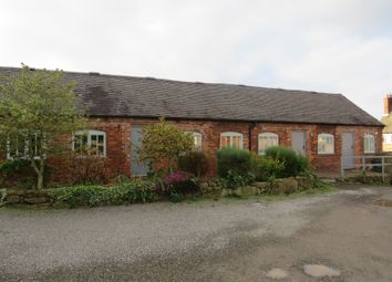 Thumbnail 2 bed barn conversion for sale in Ingleby Road, Stanton-By-Bridge, Derby