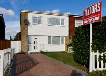 Thumbnail 3 bed semi-detached house to rent in Holme Crescent, Biggleswade