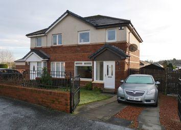 Thumbnail 3 bedroom semi-detached house for sale in Stewart Street, Barrhead