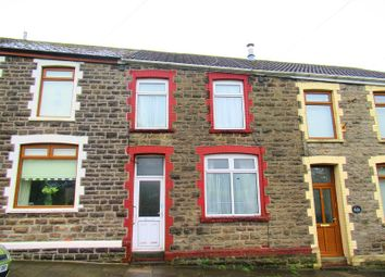 3 bed terraced house for sale in Wesley Street, Maesteg, Bridgend. CF34