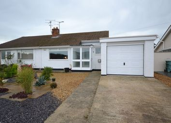 Thumbnail 2 bed semi-detached bungalow for sale in Mor Awel, Abergele