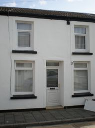 Thumbnail 2 bedroom terraced house to rent in Frederick Street, Trecynon, Aberdare
