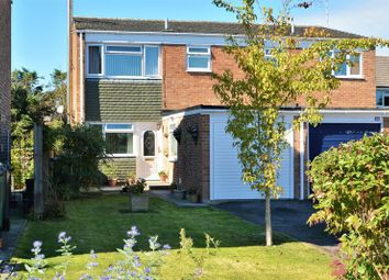Thumbnail 3 bed semi-detached house for sale in Pear Tree Close, Purton, Wiltshire