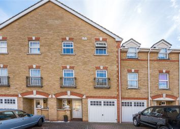 Thumbnail 4 bed terraced house for sale in Draper Close, Isleworth