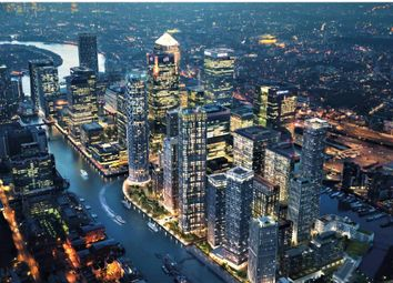 Thumbnail Studio for sale in Park Drive, Canary Wharf