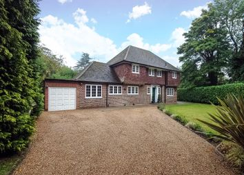 Thumbnail 4 bed detached house to rent in Pinner Hill, Pinner