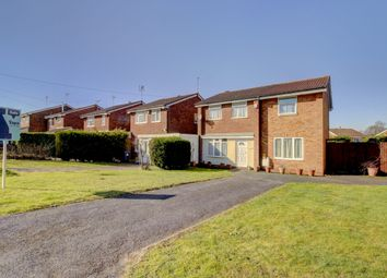 Thumbnail 4 bed detached house for sale in Staple Lodge Road, Northfield, Birmingham