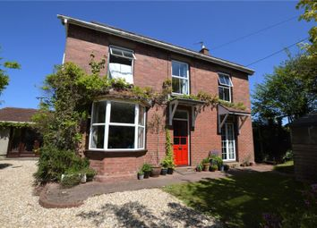 Thumbnail 4 bed detached house for sale in Copplestone, Crediton, Devon