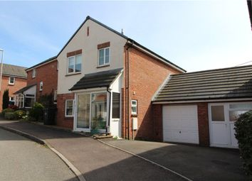 Thumbnail 3 bed link-detached house for sale in Swain Close, Axminster, Devon