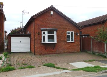 Thumbnail 2 bed detached bungalow to rent in Labworth Road, Canvey Island