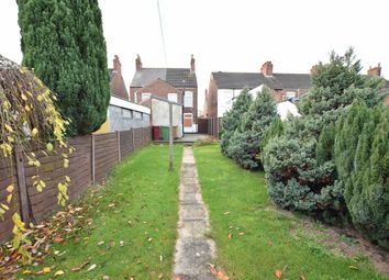 Thumbnail 3 bed terraced house for sale in Victoria Road, Scunthorpe, North Lincolnshire