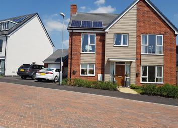 Thumbnail 4 bed detached house for sale in Buckthorn Road, Ravenstone, Leicestershire