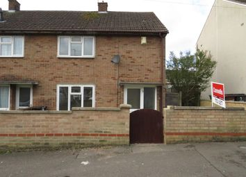 Thumbnail 2 bed semi-detached house to rent in Lawrence Court, Corby