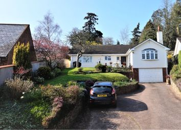 Thumbnail 4 bed detached bungalow for sale in Penton Rise, Crediton