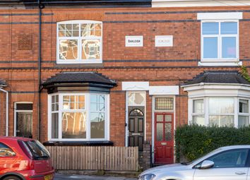 3 bed terraced house for sale in Clarendon Park Road, Leicester LE2