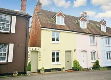 Thumbnail 3 bedroom end terrace house to rent in Basing Mews, Basingwell Street, Bishops Waltham, Southampton