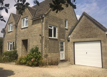Thumbnail 4 bed detached house to rent in Strawberry Lane, Meysey Hampton, Cirencester