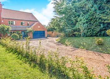 Thumbnail 5 bed detached house for sale in Watton Road, Swaffham