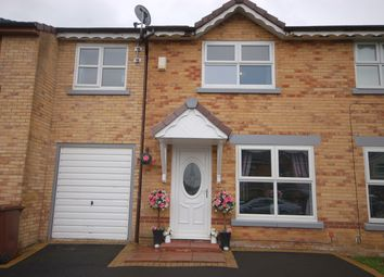 Thumbnail 4 bed town house for sale in Heyworth Avenue, Blackburn