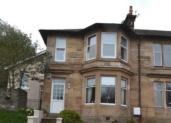 Thumbnail 3 bed flat for sale in Garnock View, Glengarnock, Beith
