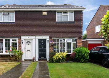 Thumbnail 2 bed semi-detached house for sale in Austral Close, Sidcup